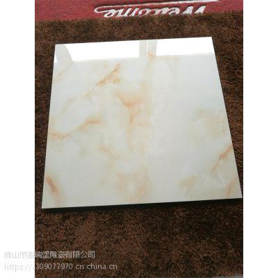 佛山建筑陶瓷800*800金刚玉石釉面砖客厅地板瓷砖厂家直销
