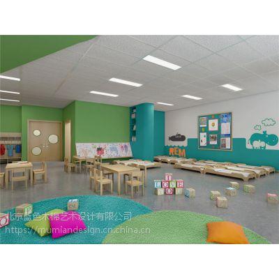 幼儿园户外设计都需要注意什么?幼儿园装修设计,临沂幼儿园早教中心设计