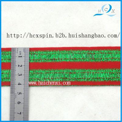 泰州金银丝织带|保质保量|欲购从速