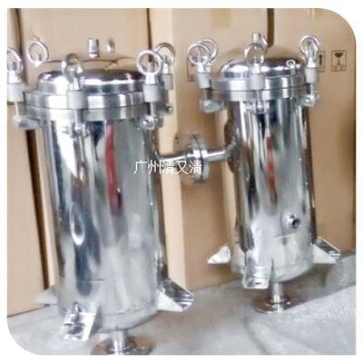 清又清直销香洲区不锈钢精密过滤器南澳县不锈钢保安过滤器