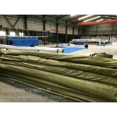 供应榆林市钢质防火卷帘专业厂