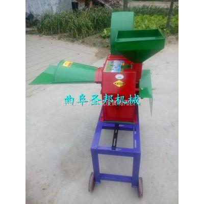 新型麦秆粉碎铡草机 多功能铡草机厂家