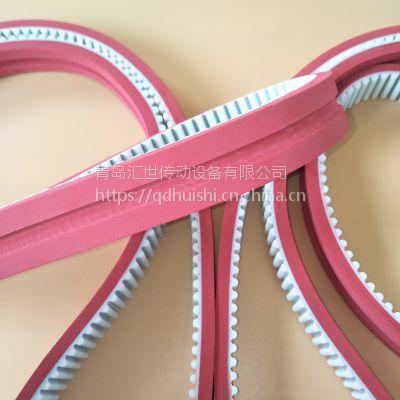 山东 枣庄 厂家供倍力特PU ATK10-2650可加红胶加导条 同步带 传动带