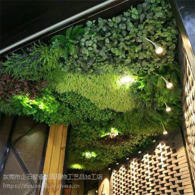 紫萱工艺 厂家直销 仿真植物墙 花墙 背景墙 软装背景 绿植墙 假墙 园林景观