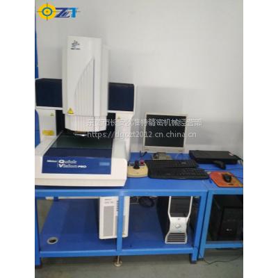 欧准特厂家报价 进口二手影像仪 三丰自动测量二次元QV302 图片