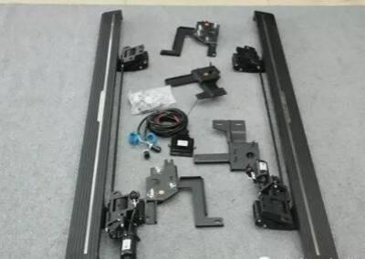 沃尔沃xc90加装电动踏板,带给我们的这些惊喜