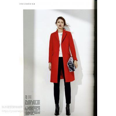 品牌折扣女装批发货源,衣秀维妮16冬一手货源厂家直销