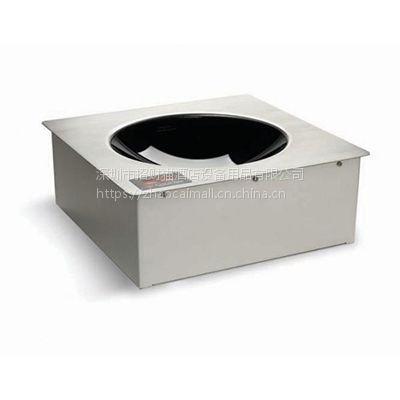 美国COOKTEK MWG5000400凹面单头台式电磁炉