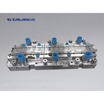 引线框架SSOP-20L/24L模具 东莞台进精密模具制造
