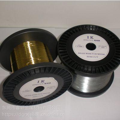 0.1/0.15/0.2mm轴装黄铜线 住友进口超细铜线 铜丝 现货