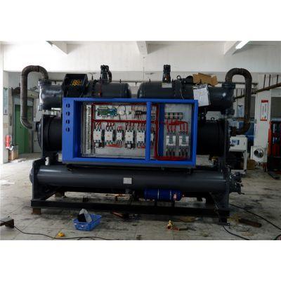 高效制冷设备:3D热弯机冷却 川本CBE-1050WNO 水冷螺杆式冷水机 全套交钥匙工程