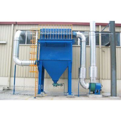 工业除尘器之有机硅除尘骨架如何焊接成型 腾飞环保特价工业除烟装置
