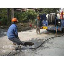 富阳理山镇厂区污水管网常年清疏维护