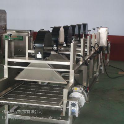 直销金银花全自动翻转式干燥风干机304不锈钢制造 JP-FG-4500 匠品制造