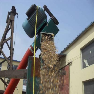 汇众家用小型软管吸粮机 便携式车挂式自吸式抽粮机