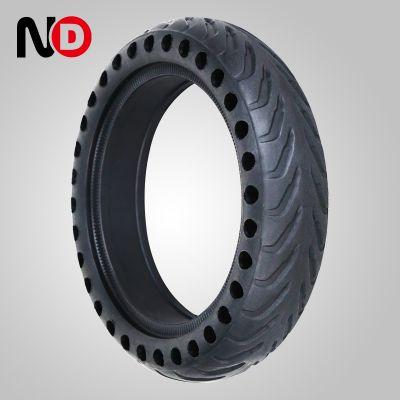 10寸*50耐动代步耐磨适用小米电动车不打气不怕扎实心外橡胶轮胎