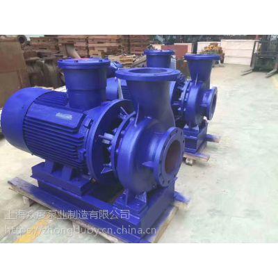 生活热水补水泵 ISW200-400IC 45KW 河北众度泵业