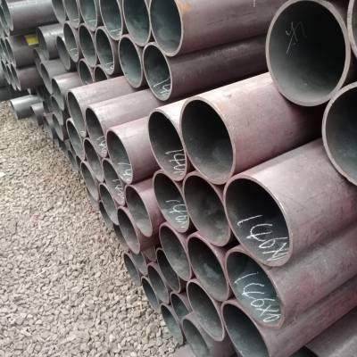 天钢正品45MN2无缝合金管 聊城大东库配送出货 大量现货
