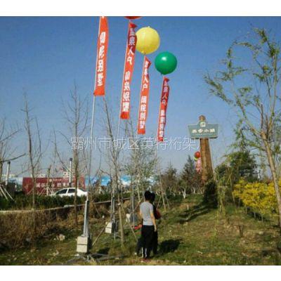河北新型支架空气空飘气球厂家批发价格多少钱一套