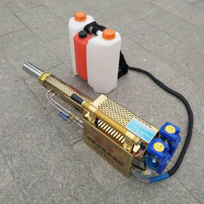 热销汽油动力烟雾机 养殖场消毒专用机 水雾烟雾两用机