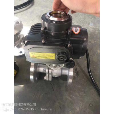 拓尔普专业潜水电动执行器,IP68电动头,阀门电装,资质齐全,欢迎咨询