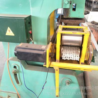 风琴装刀片刺绳机 刀片防护刺笼机器设备供应