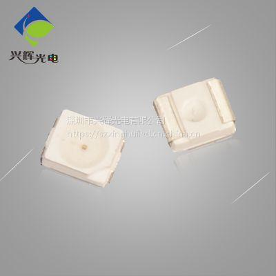 XHUI进口晶片,850贴片3528红外灯LED,广角发射管,用于红外补光源,进口芯片