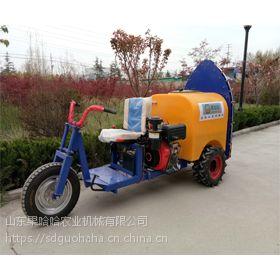 果哈哈G6T三轮乘坐式果园喷雾机