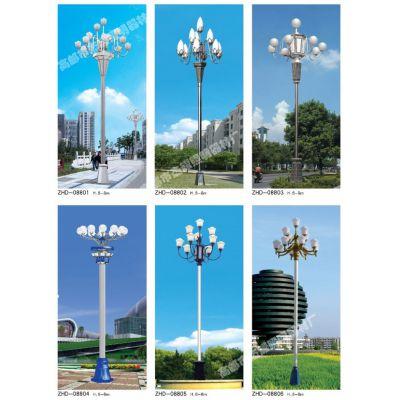 武汉高杆灯优惠供应 照明器材供应商直供高杆灯报价