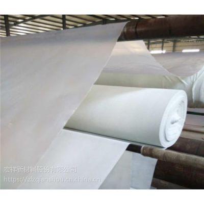 宏祥复合土工膜在水利工程主要用途