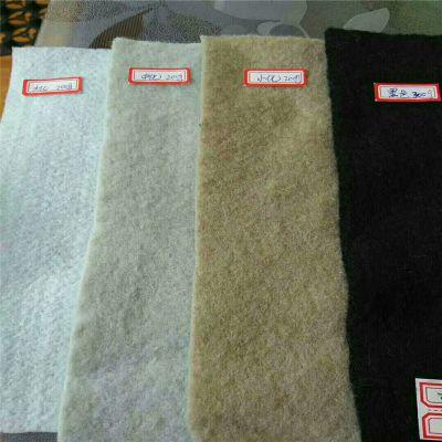 300克非织造土工布规格