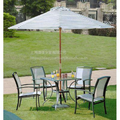 供应[厂家]直径二米七2.7米木伞架户外伞 大遮阳伞庭院伞 可印刷LOGO图案直杆庭院伞