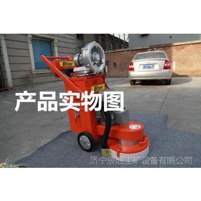 山东厂家辰旺DMS250型金刚石水磨石机出厂价