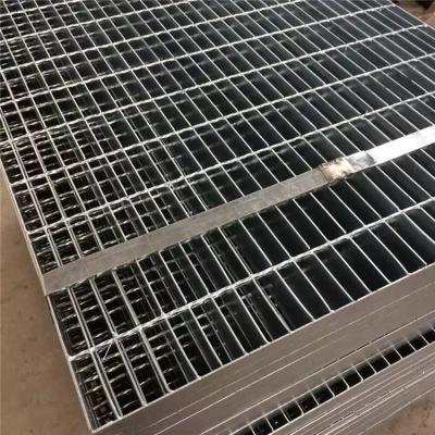 格栅板镀锌 钢格栅板重量 踏步板的规格