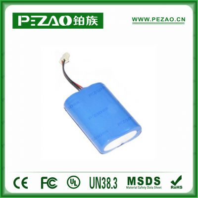 铂族 医疗电池/输液泵电池/监护仪电池/B超仪电池/心电图锂电池