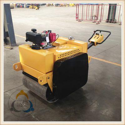 小型双钢轮压路机 小压路机厂家现货发往各地 速度快