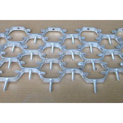 龟甲网耐磨弯头材质厂家直销304龟甲网