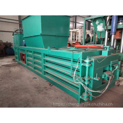 河南郑州宝泰机械低台废纸箱打包机二手转让厂家销售