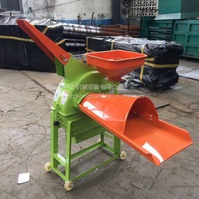 特大型秸秆粉碎机价格浙江 420粉碎机 木材粉碎机中天