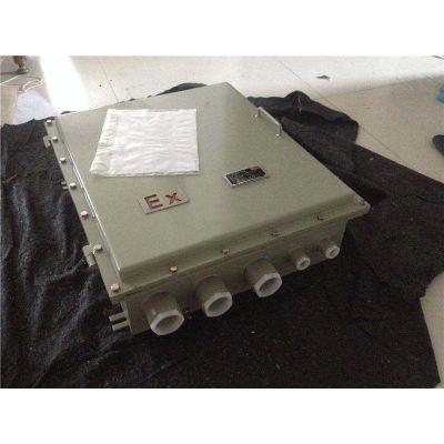 电机操作防爆控制箱生产供应