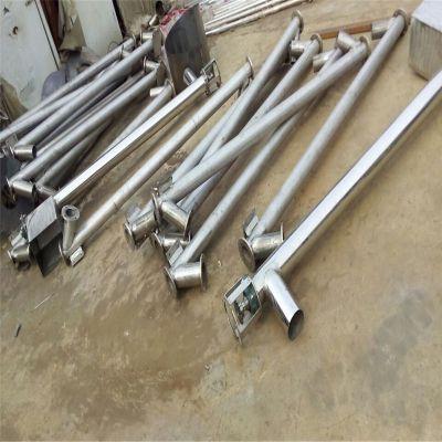 辽阳粮食螺旋提升机参数专业报价加工定制 三门峡双轴螺旋输送机原理生产厂家