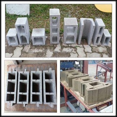 供应半自动河沙液压砖机 混凝土免烧砌块机 专业制造