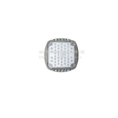 方形压铸铝照明光源模组