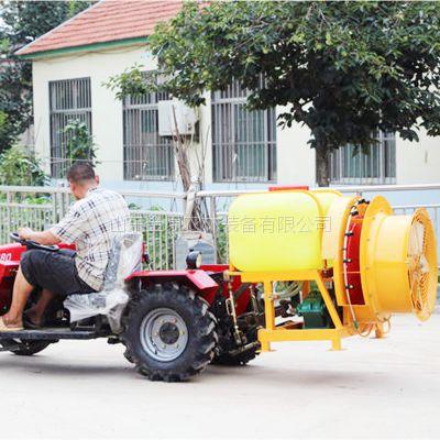 新型果园打药机 自走式果园喷雾机 小型果树打药机 山东金原装备