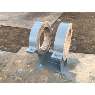 耐高温隔热管托 隔热导向管道 Dn300滑动隔热管托 祁源电力