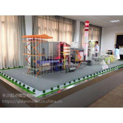 烟气脱硫模型