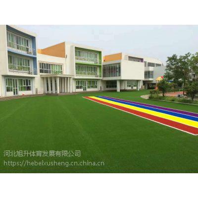 幼儿园人造草坪设计与施工