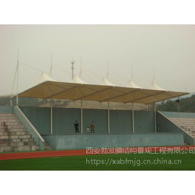 榆林定边膜结构看台定做、主席台雨棚设计施工-批发供货