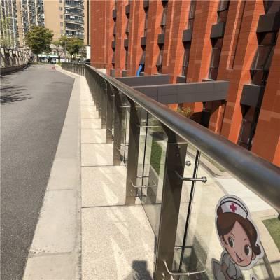 江苏 泰州市耀荣 平台式不锈钢栏杆立杆-厂家价格