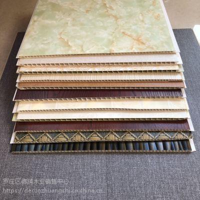 厂家直销石塑集成护墙板塑钢墙板工程专用内墙板零甲醛防水防腐